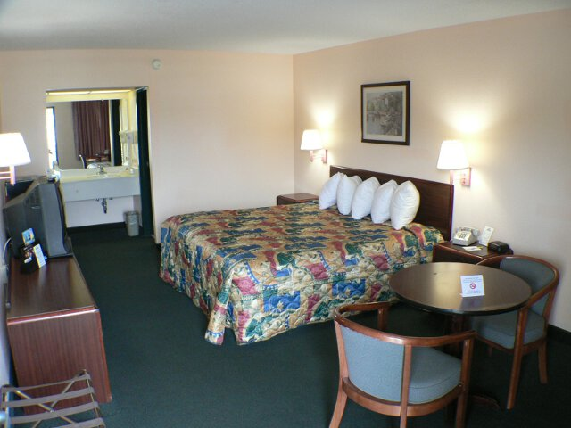 Accommodations Crystal River Hotel Florida Motel Days Inn